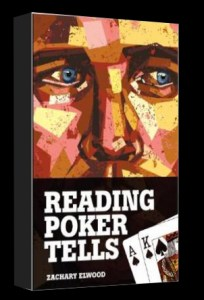 Reading Poker Tells book