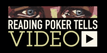 Reading Poker Tells Video Series Logo