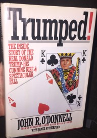 Trumped! memoir book by John O'Donnell
