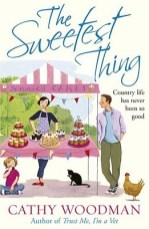 The Sweetest Thing by Cathy Woodman