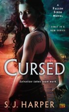 Cursed by S.J. Harper