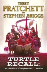 Turtle Recall by Terry Pratchett and Stephen Briggs