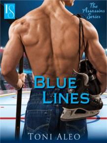 blue lines by toni aleo
