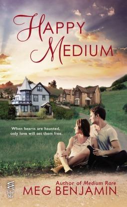 happy medium by meg benjamin