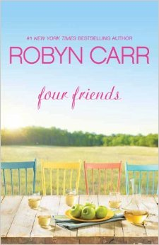 four friends by robyn carr
