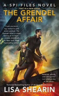 grendel affair by lisa shearin