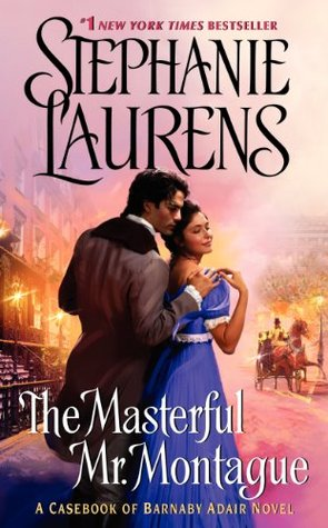 masterful mr montague by stephanie laurens