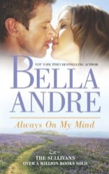 always on my mind by bella andre