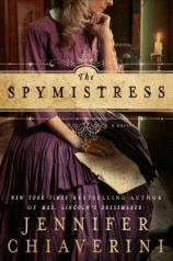 spymistress by jennifer chiaverini