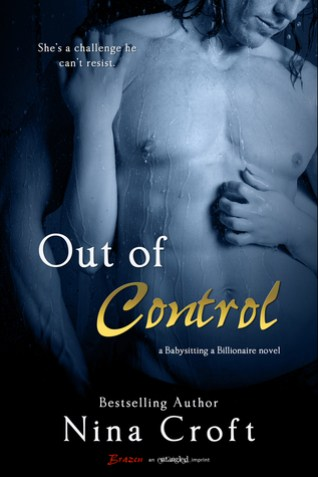 out of control by nina croft