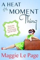 heat of the moment thing by maggie le page