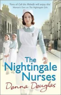 nightingale nurses by donna douglas