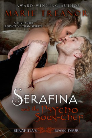 serafina and the psycho sous chef by marie treanor