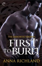 first to burn by anna richland