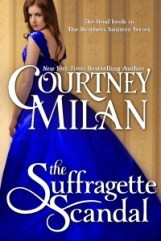 suffragette scandal by courtney milan