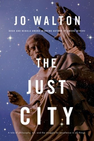 just city by jo walton