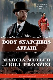 body snatchers affair by marcia muller and bill pronzini