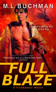 full blaze by ml buchman