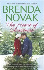 heart of christmas by brenda novak