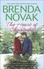 heart of christmas by brenda novak