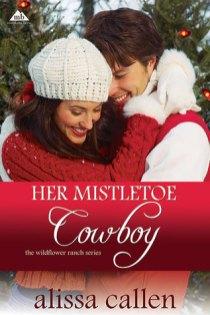 her mistletoe cowboy6 by alissa callen