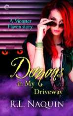 demons in my driveway by rl naquin