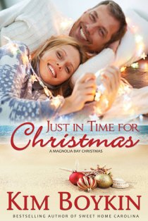just in time for christmas by kim boykin