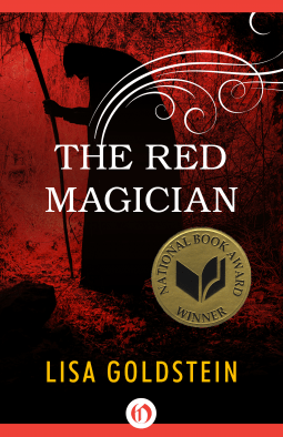 red magician by lisa goldstein
