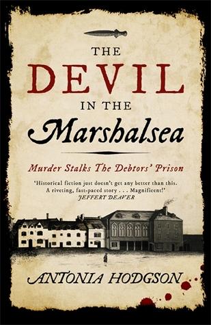 devil in the marshalsea by antonia hodgson