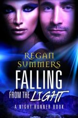 falling from the light by regan summers