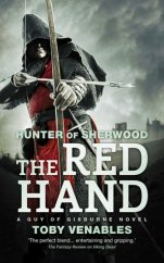 hunter of sherwood red hand by toby venables