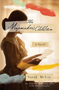 mapmakers children by sarah mccoy