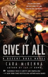 give it all by cara mckenna