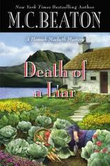 death of a liar by mc beaton