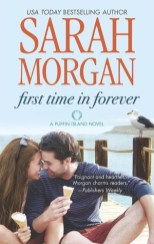first time in forever by sarah morgan
