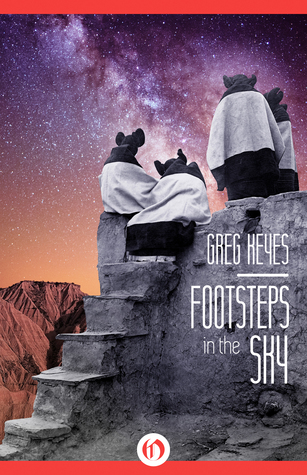 footsteps in the sky by greg keyes