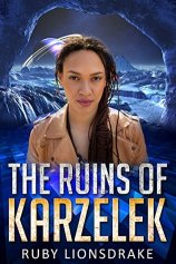 ruins of karzelek by ruby lionsdrake