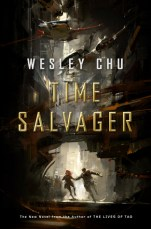 time salvager by wesley chu