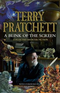 blink of the screen by terry pratchett