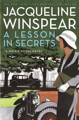 lesson in secrets by jacqueline winspear