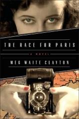 race for paris by meg waite clayton