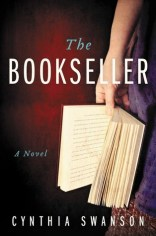 bookseller by cynthia swanson new cover