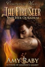 fire seer and her quradum by amy raby