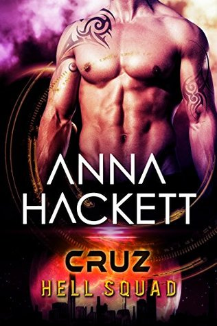 cruz by anna hackett
