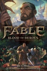 fable blood of heroes by jim c hines