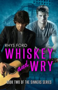 whiskey and wry by rhys ford