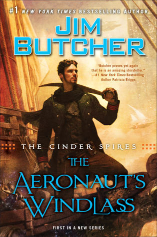aeronauts windlass by jim butcher