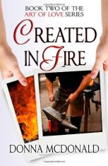 created in fire by donna mcdonald