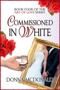 commissioned in white by donna mcdonald