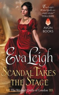 scandal takes the stage by eva leigh